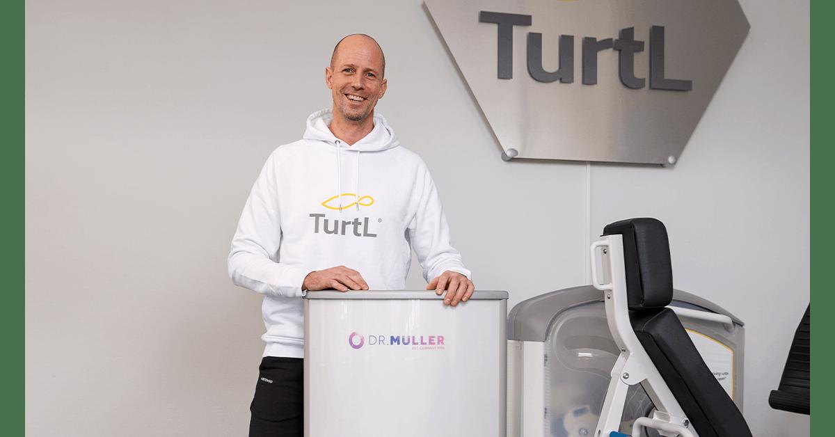 Robert Vervloet -   Eigenaar TurtL Nederland